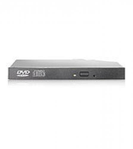 Hewlett packard enterprise 12.7mm slim sata dvd rom jackblack 652232-b21