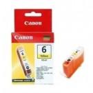 Canon BCI-6Y Giallo cartuccia d'inchiostro cod. 4708A002