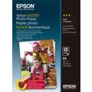 Epson C13S400035 A4 Lucida carta fotografica cod. C13S400035
