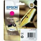 Epson C13T16234022 3.1ml 165pagine Magenta cartuccia d'inchiostro cod. C13T16234022