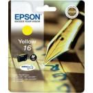 Epson C13T16244022 3.1ml 165pagine Giallo cartuccia d'inchiostro cod. C13T16244022