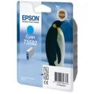 Epson T5592 Cyan Ink Cartridge (Penguin) - C13T55924010