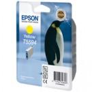 Epson T5594 Yellow Ink Cartridge (Penguin) - C13T55944010