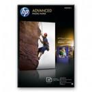 HP Confezione da 25 fogli carta fotografica lucida 10 x 15 cm senza margini Advanced carta fotografica cod. Q8691A