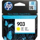 HP 903 Yellow Ink Cartridge 315pagine Giallo cod. T6L95AE