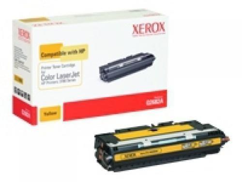 Xerox Cartuccia toner giallo. Equivalente a HP Q2682A. Compatibile con HP Colour LaserJet 3700 cod. 003R99636