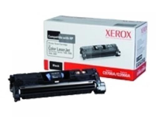 Xerox Cartuccia toner nero. Equivalente a HP C9700A/Q3960A. Compatibile con HP Colour LaserJet 1500, Colour LaserJet 2500, Colour LaserJet 2550, Colour LaserJet 2820/2840 cod. 003R99720