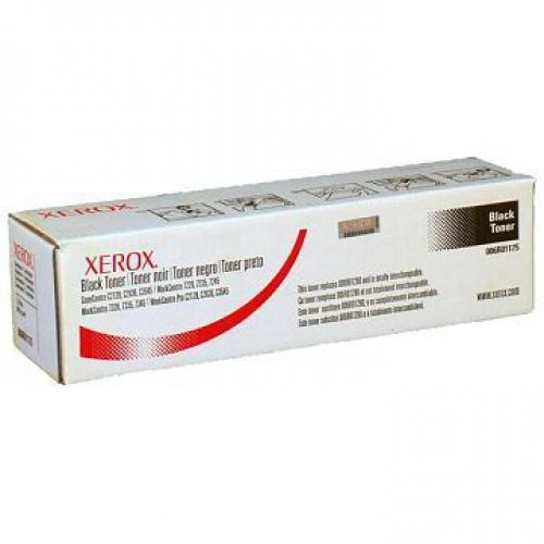 Xerox Black Toner  - 6R01175