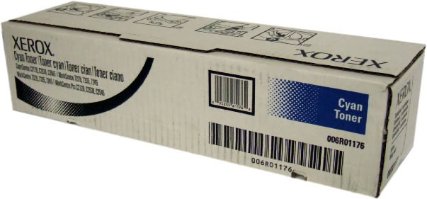 Xerox 006R01176 cartuccia toner Original Ciano 1 pezzo(i) cod. 006R01176