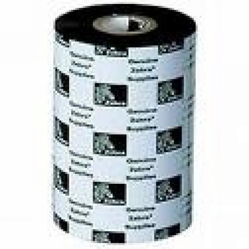 Zebra 1 Roll TT Ribbon 110mm 450m 12/ case nastro per stampante cod. 02100BK11045