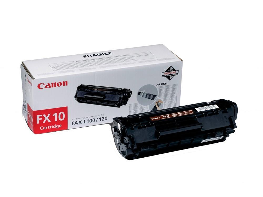 Canon FX10 Original Nero 1 pezzo(i) cod. 0263B002