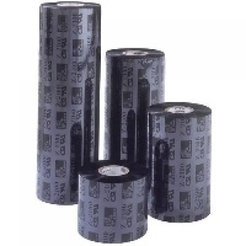 """Zebra Wax/Resin 3200 8.66"""" x 220mm nastro per stampante cod. 03200BK22045"""