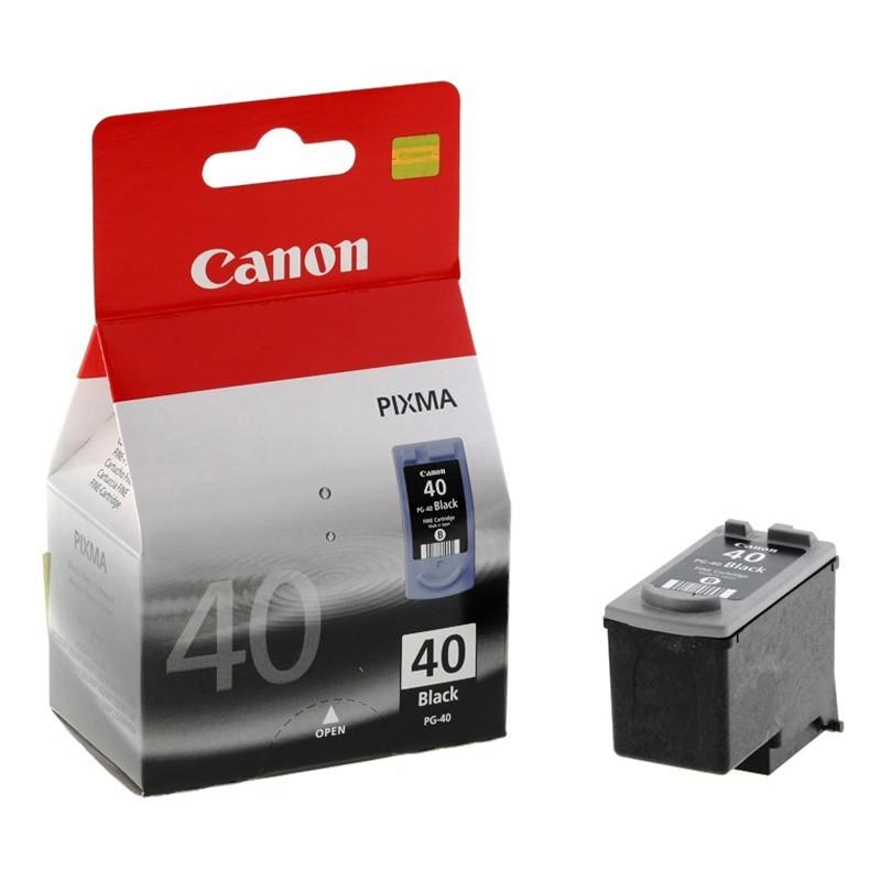Canon PG-40 cartuccia d'inchiostro Original Nero 1 pezzo(i) cod. 0615B001