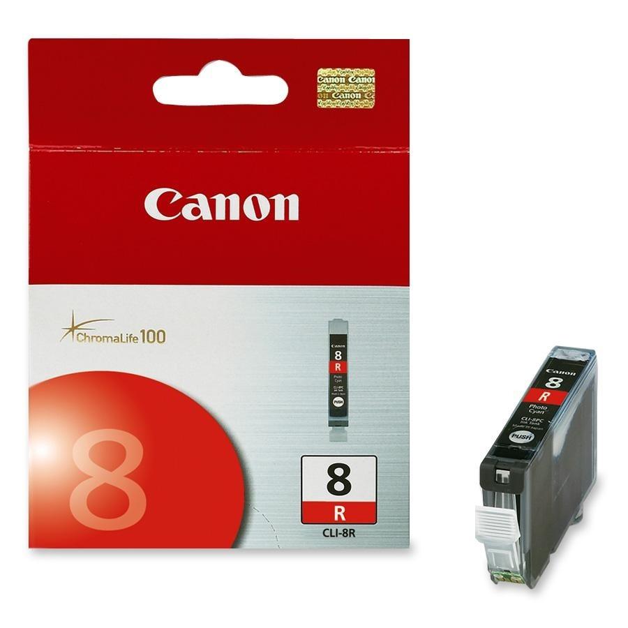 Canon CLI-8R Original Rosso 1 pezzo(i) cod. 0626B001