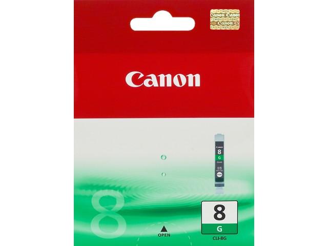 Canon CLI-8G Original Verde 1 pezzo(i) cod. 0627B001