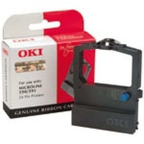 OKI 09002316 nastro per stampante Nero cod. 09002316