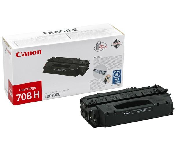 Canon 708H Original Nero 1 pezzo(i) cod. 0917B002