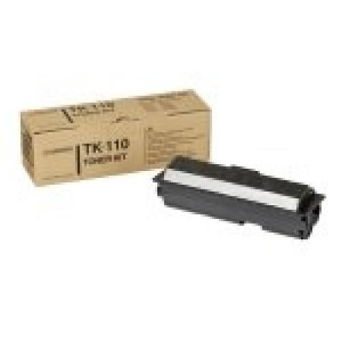 KYOCERA TK-110 Black Toner Cartridge Original Nero cod. 0T2FV0DE
