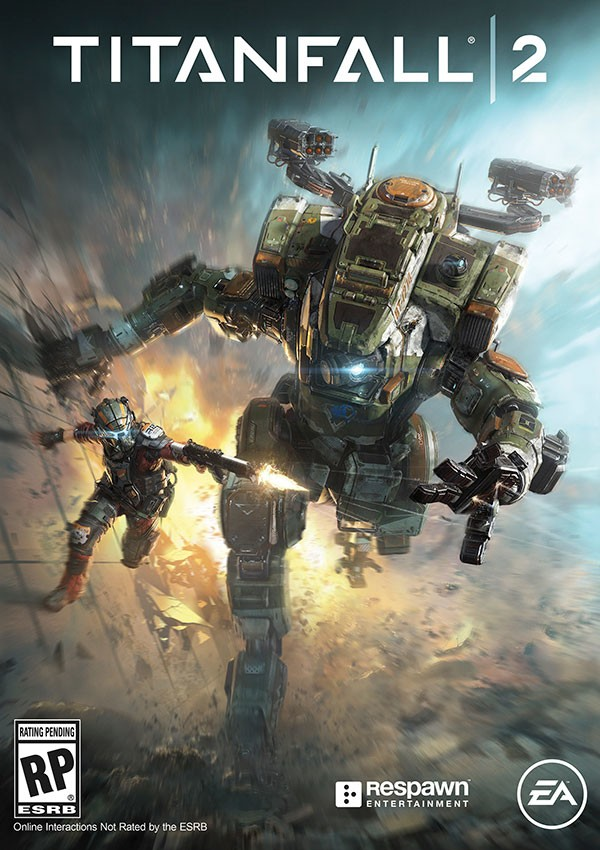 Electronic Arts PS4 TITANFALL 2 - 1027220
