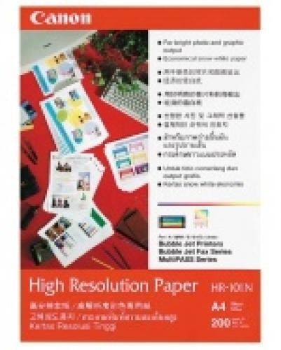 Canon HR-101 A3 Paper high resolution 20sh carta inkjet cod. 1033A006