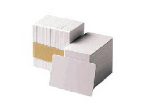 Zebra Premier PVC Card, 30 mil (5 packs x 100) biglietto da visita 500 pezzo(i) cod. 104523-111