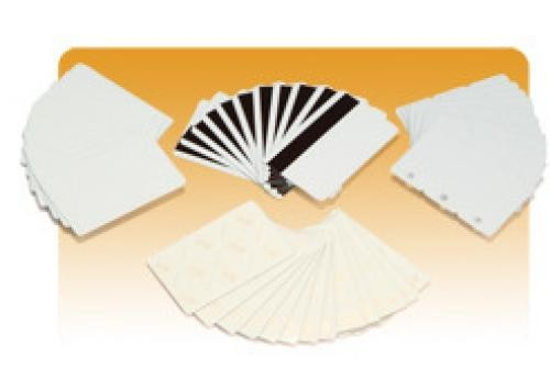 Zebra Premier Plus PVC Composite Cards - 104524-101
