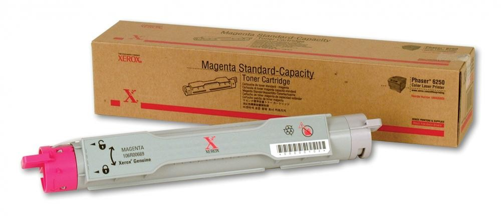 Xerox Cartuccia toner magenta (4.000 pagine*) cod. 106R00669