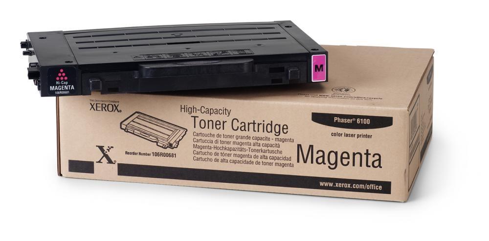 Xerox Cartuccia toner magenta ad alta capacità (5.000 pagine*) cod. 106R00681