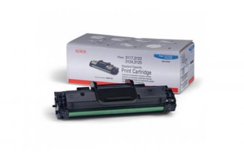 Xerox Toner Black 3000sh for Phaser 3117, 3122 Original Nero cod. 106R01159
