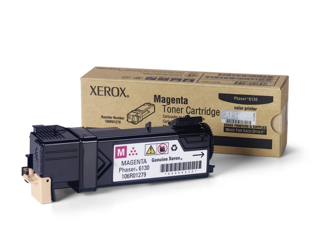 Xerox Cartuccia Toner Magenta, Phaser 6130 cod. 106R01279