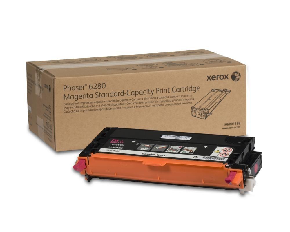 Xerox Cartuccia toner magenta capacità standard (2.200 pagine) cod. 106R01389