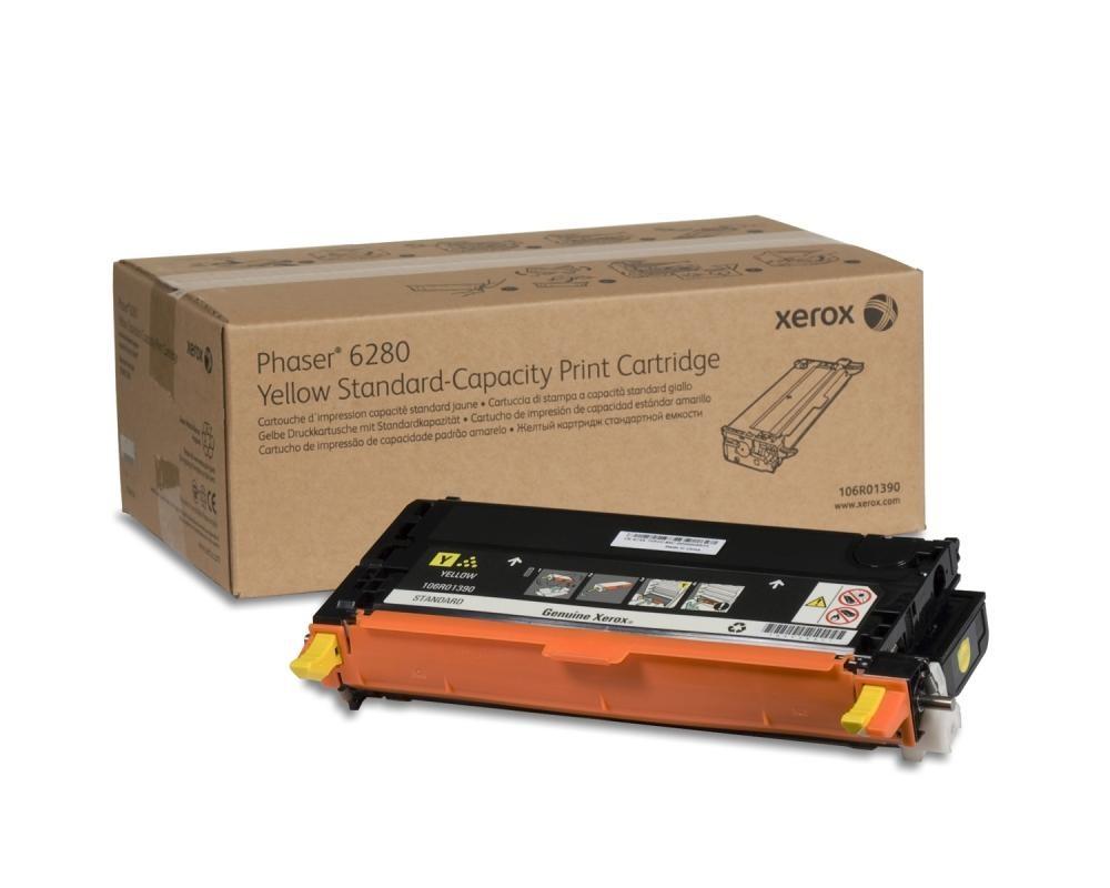 Xerox Cartuccia toner giallo capacità standard (2.200 pagine) cod. 106R01390