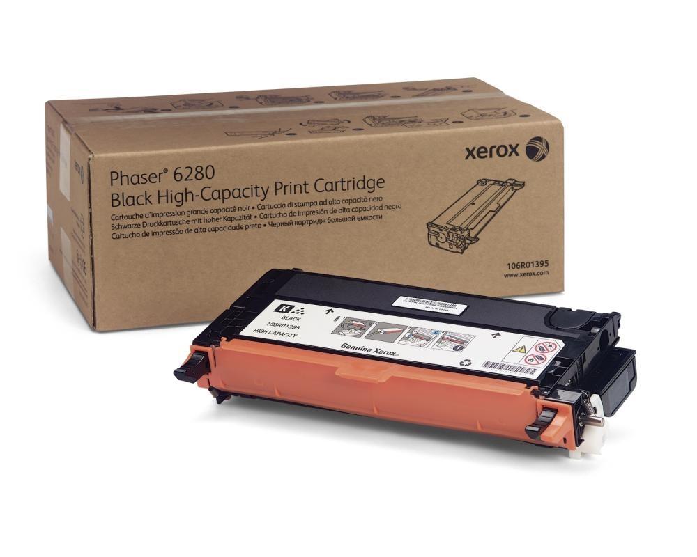 Xerox Cartuccia toner nero ad alta capacità (7.000 pagine) cod. 106R01395