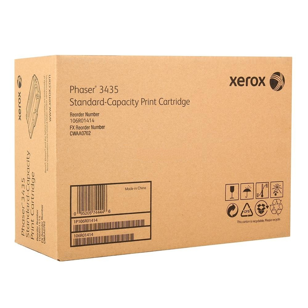 Xerox Cartuccia di stampa capacità standard (4000 pagine) cod. 106R01414