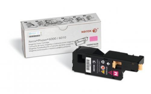 Xerox Phaser 6000/6010 / Workcentre 6015, Cartuccia toner magenta capacità standard (1.000 pagine) cod. 106R01628
