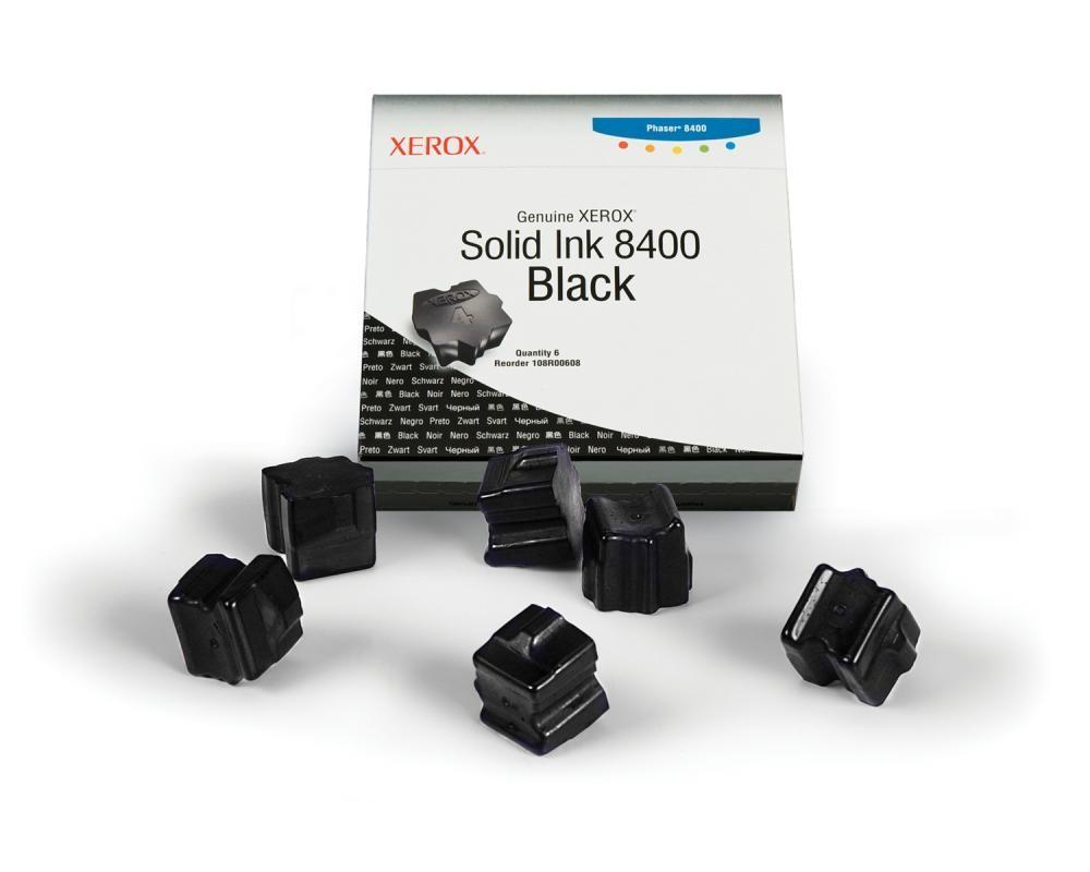 Xerox 108R00608 cartuccia stick 6 pezzo(i) Nero 6800 pagine cod. 108R00608