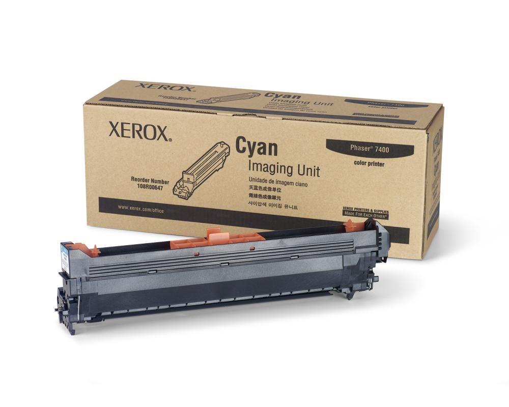 Xerox 108R00647 fotoconduttore e unità tamburo Ciano 30000 pagine cod. 108R00647