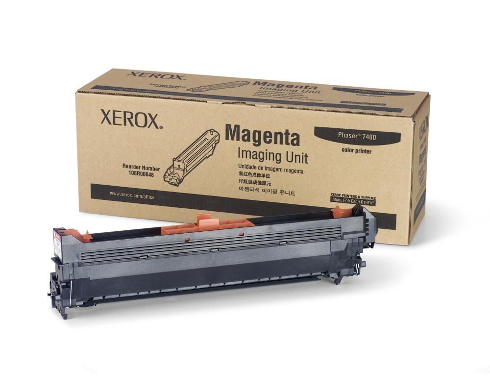 Xerox 108R00648 fotoconduttore e unità tamburo Magenta 30000 pagine cod. 108R00648