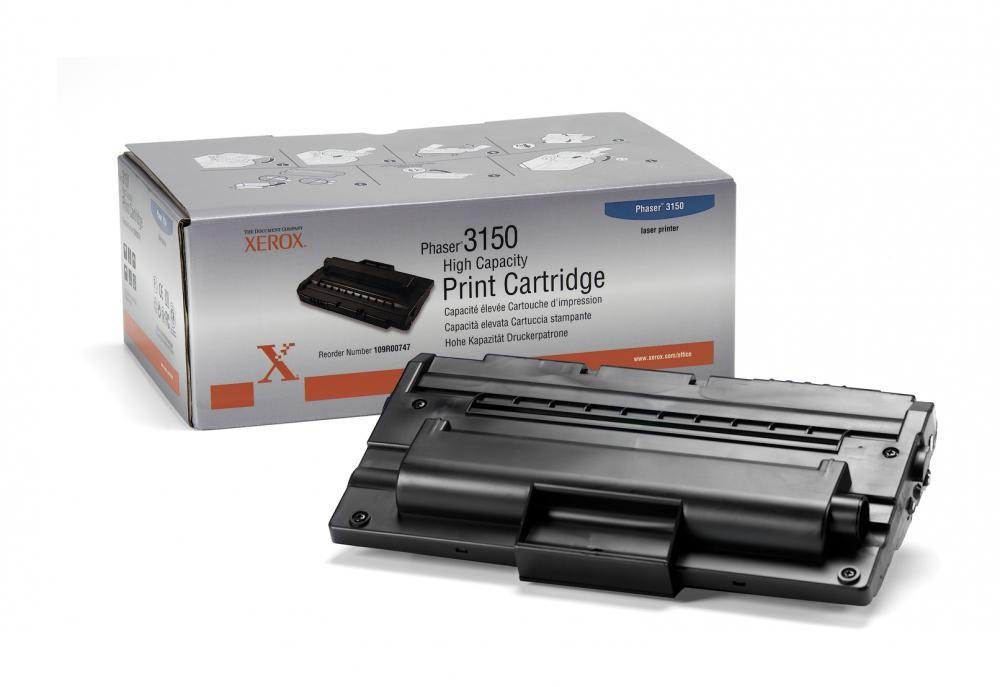 Xerox High-Capacity Print Cartridge for Phaser 3150 - 109R00747