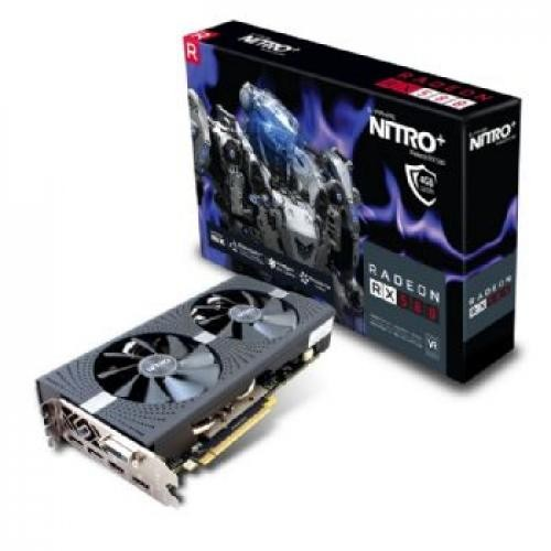 RADEON RX 580 4GB GDDR5 NITRO+