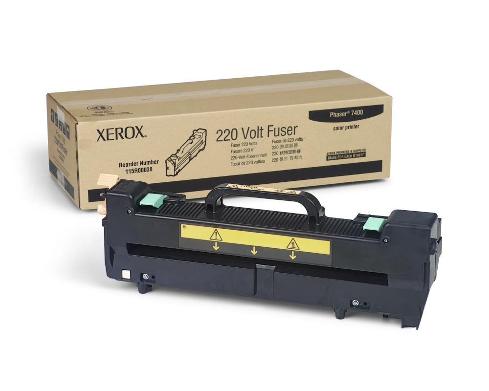 Xerox 220 Volt Fuser - 115R00038