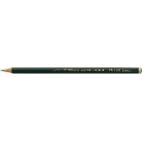 Faber-Castell Matita Castell 9000  B  in grafite di alta qualità  per scrivere  disegnare e schizzare (conf.12) - 119001