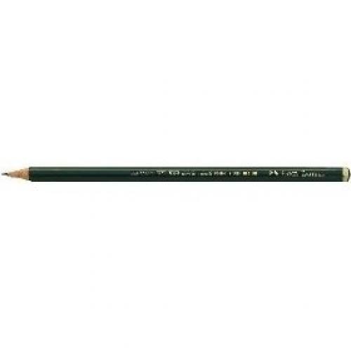 Faber-Castell 119002 matita di grafite 2B 12 pezzo(i) cod. 119002