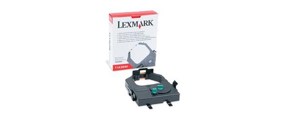 Lexmark 11A3540 nastro per stampante Nero cod. 11A3540