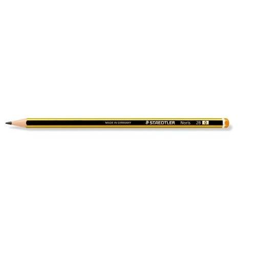 Staedtler Noris matita di grafite 2B 12 pezzo(i) cod. 120-0