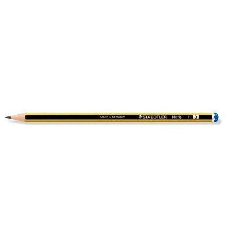 Staedtler Noris matita di grafite H 12 pezzo(i) cod. 120-3