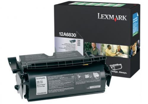 Lexmark T520, T522 7,5K retourprogramma printcartr. - 12A6830