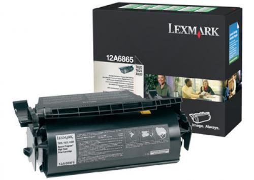 Lexmark T620, T622 30K retourprogramma printcartr. - 12A6865