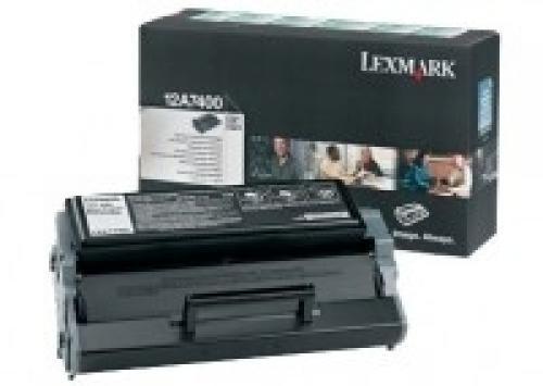 Lexmark 0012A7400 Original Nero cod. 12A7400