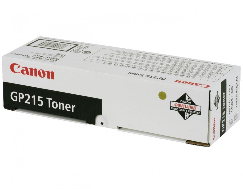 Canon GP215 Original Nero 1 pezzo(i) cod. 1388A002